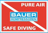 Certifications BAUER PureAir et PureAir Gold